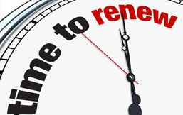 How to Renew or Replace